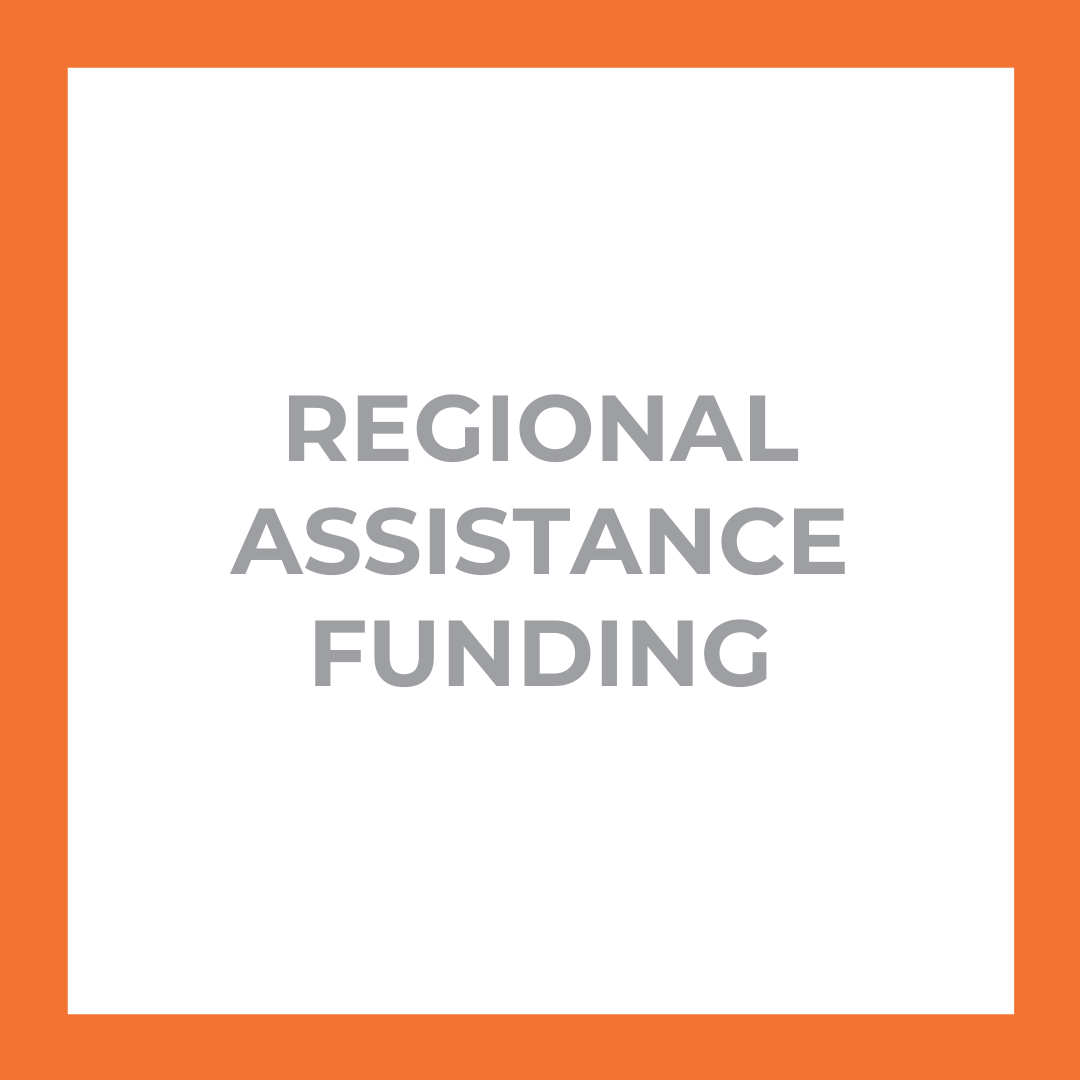 Regional Assistance Funding